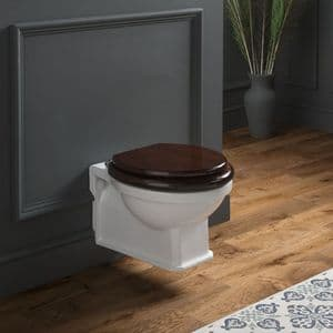 Healey & Lord Classic Collection Wall-Hung Toilet